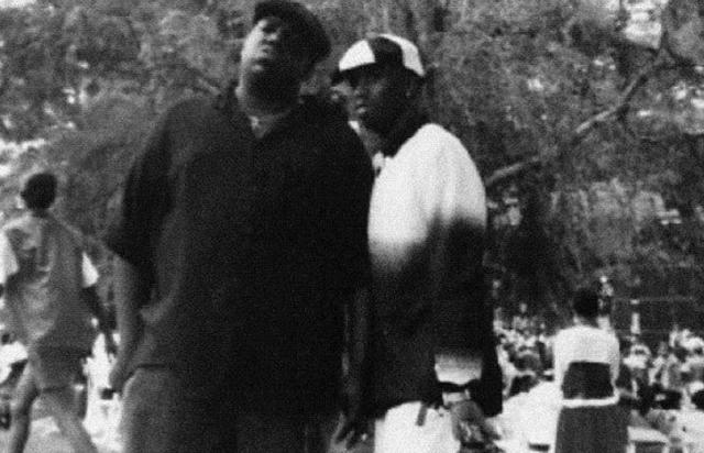 Diddy and Biggie Smalls