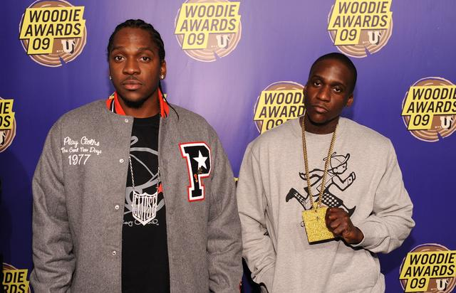 Pusha T and Malice aka Clipse