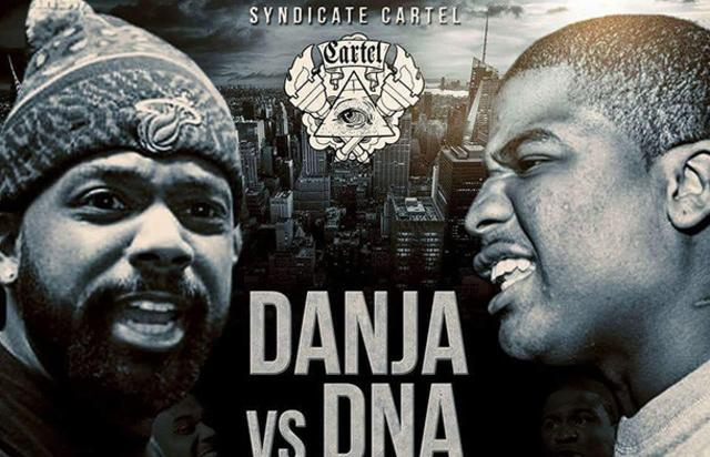 Danja Zone vs DNA