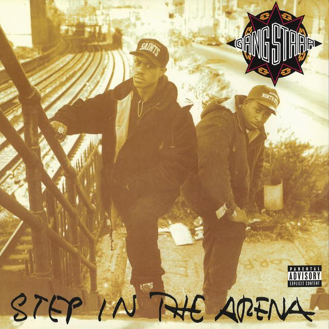 Step Into the Arena album art