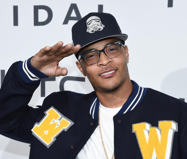 T.I. at TIDAL event