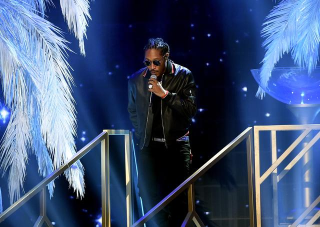 Future at 2016 AMAs
