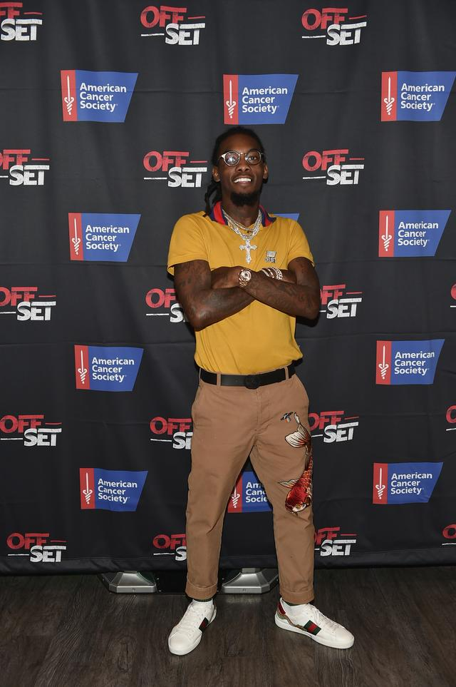 Offset launches cancer fundraiser