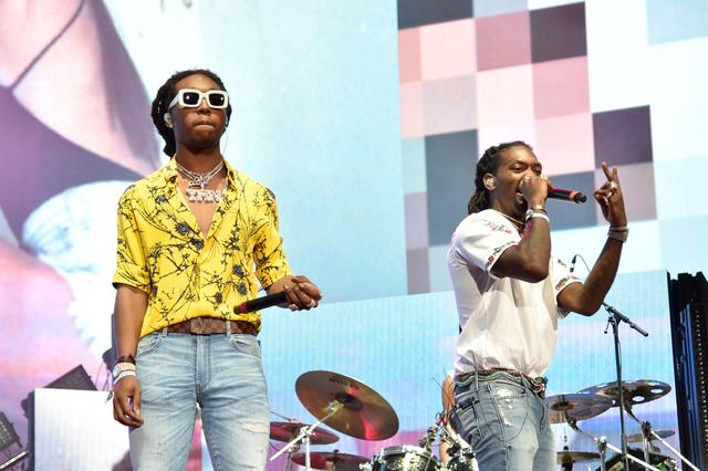 Offset and Takeoff at Coachella