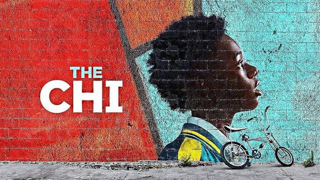 The CHI Tv poster
