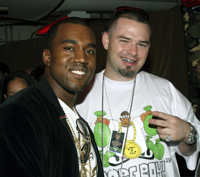 Kanye West & Paul Wall