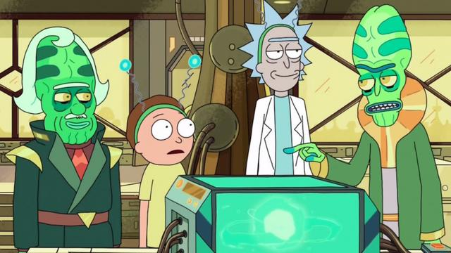 rick and morty s03e08 imdb