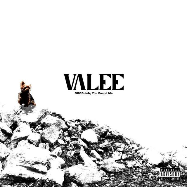 Valee GOOD JOB EP cover art