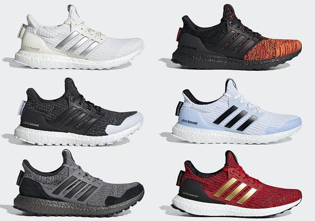 GoT x Adidas UltraBoost