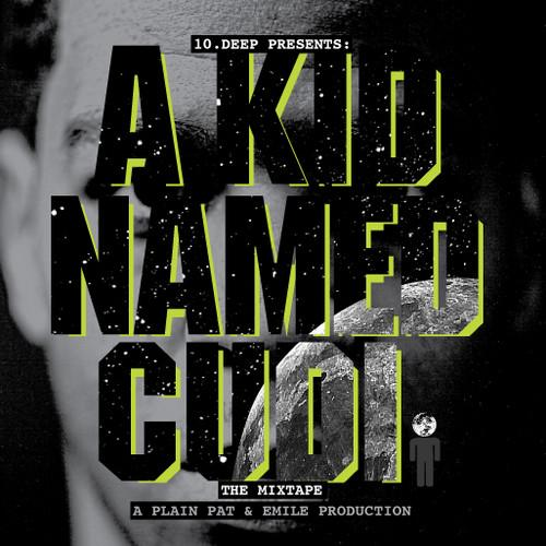 A Kid Named Cudi official artwork