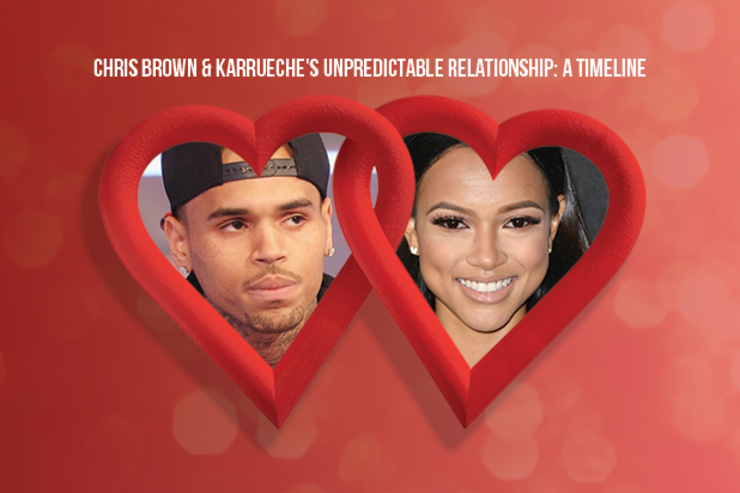 chris brown dating timeline Rihanna allegedly wants to make peace with chris brown despite their make peace with some things in her past, including her history with chris brown while she's not considering ever dating chris right now, they stay in.