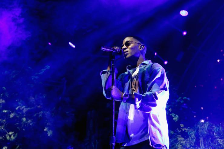 Kid Cudi Staples Center