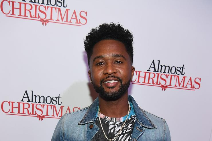 Zaytoven attends 'Almost Christmas' Atlanta screening at Regal Cinemas Atlantic Station Stadium 16 on October 26, 2016 in Atlanta, Georgia.