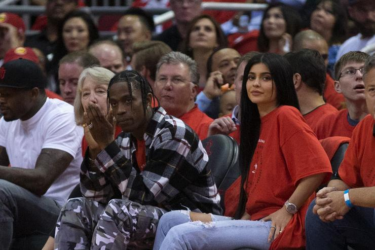 Kylie Jenner Is Pregnant, Expecting First Child With Singer Travis Scott