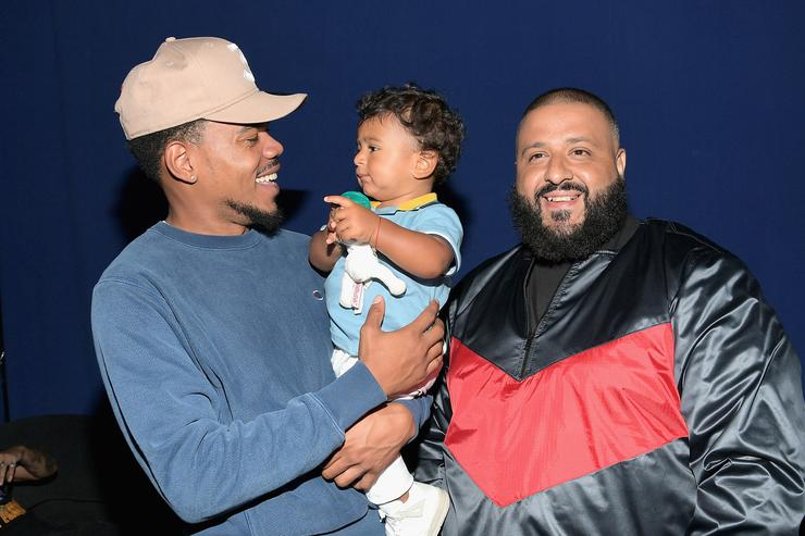 Chance the Rapper, Asahd Khaled & DJ Khaled