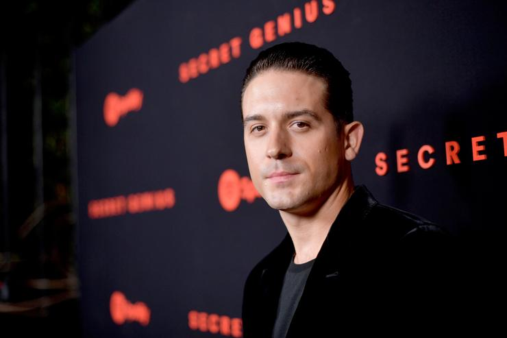 G-Eazy attends Spotify's Inaugural Secret Genius Awards hosted by Lizzo at Vibiana on November 1, 2017 in Los Angeles, California