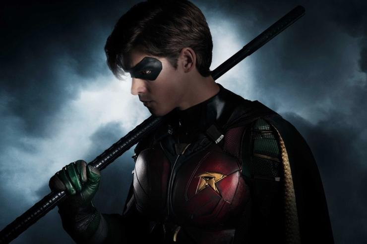 Robin of DC Comics Titans