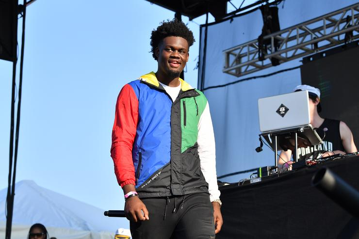 Ugly God performs during Day One of 2017 Billboard Hot 100 Festival at Northwell Health at Jones Beach Theater on August 19, 2017 in Wantagh City