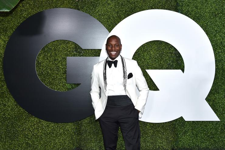 Actor/rapper Tyrese Gibson attends the GQ 20th Anniversary Men Of The Year Party at Chateau Marmont on December 3, 2015 in Los Angeles, California.