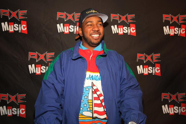 The Cool Kids' Chuck Inglish attends the AXE Music One Night Only Concert at Metro on October 19, 2010 in Chicago, Illinois.