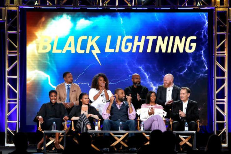 Why You Won't See Black Lightning on The CW's Other DC Shows