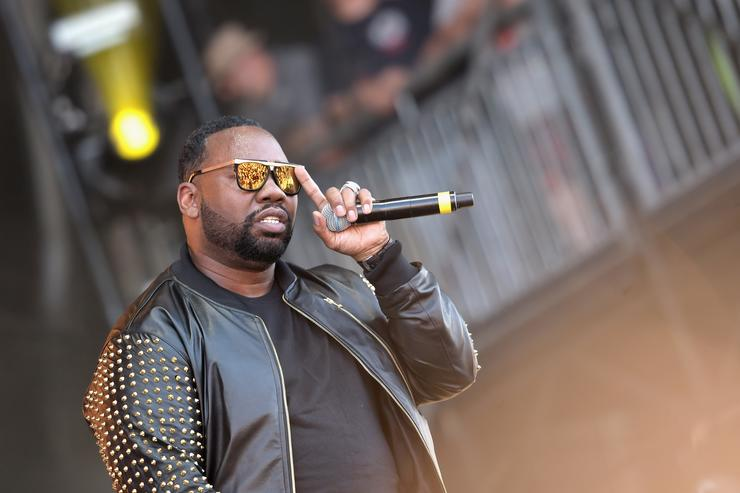 Raekwon of the group Wu-Tang Clan performs onstage during the 2017 Governors Ball Music Festival - Day 2 at Randall's Island on June 3, 2017 in New York City.