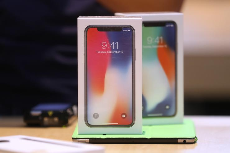 Apple iPhone X: The Most Selling Smartphone Model in Q4 2017