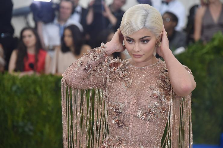 Kylie Jenner Just Stepped Out Pregnant for the First Time Since September