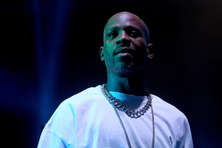 DMX Reportedly Going Back to Jail After Failing Drug Test