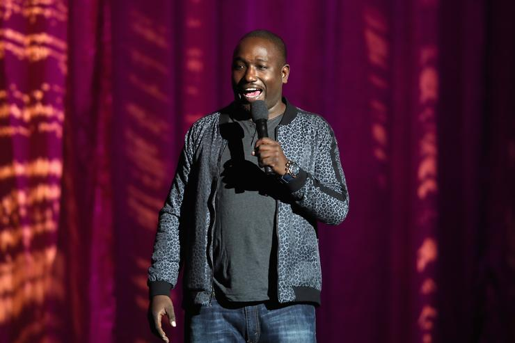 Hannibal Buress performs onstage at the International Myeloma Foundation 11th Annual Comedy Celebration at The Wilshire Ebell Theatre on November 4, 2017 in Los Angeles, California.