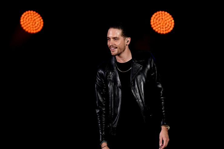 Recording artist G-Eazy performs onstage during CBS RADIO's fourth annual We Can Survive concert at the Hollywood Bowl on October 22, 2016 in Hollywood, California.