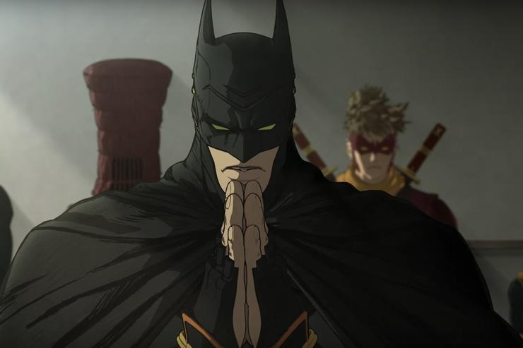 Take to Feudal Japan With the New Batman Ninja English Trailer