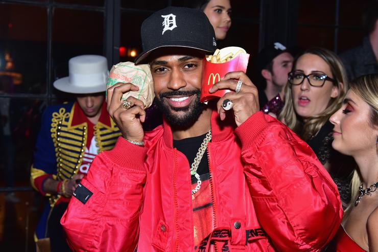 Big Sean Snacks