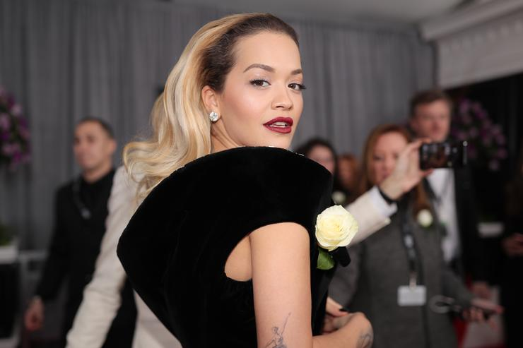 Rita Ora Joins Ryan Reynolds in Pokemon Movie 'Detective Pikachu'