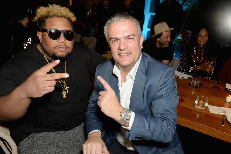 DJ Carnage and Friend