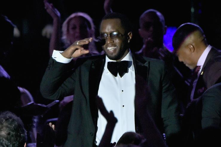 Diddy Grammy Party