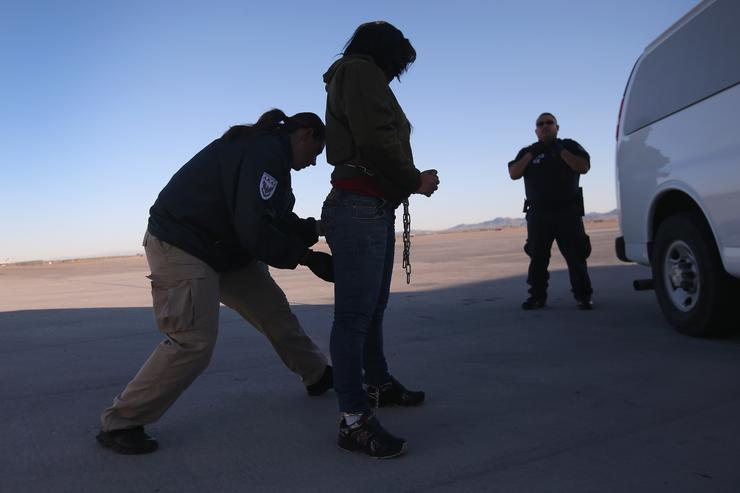 Northern California ICE Operation Nets 150 Aliens in Three Days