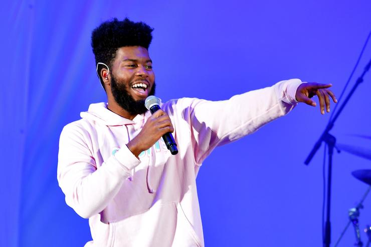Khalid performs onstage at CBS RADIO's We Can Survive 2017 at The Hollywood Bowl on October 21, 2017 in Los Angeles, California.