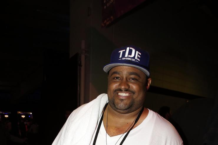 TDE Records executive Punch attends the 2015 Essence Music Festival on July 5, 2015, in New Orleans, Louisiana