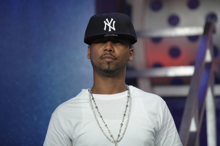 Juelz Santana Big Hat