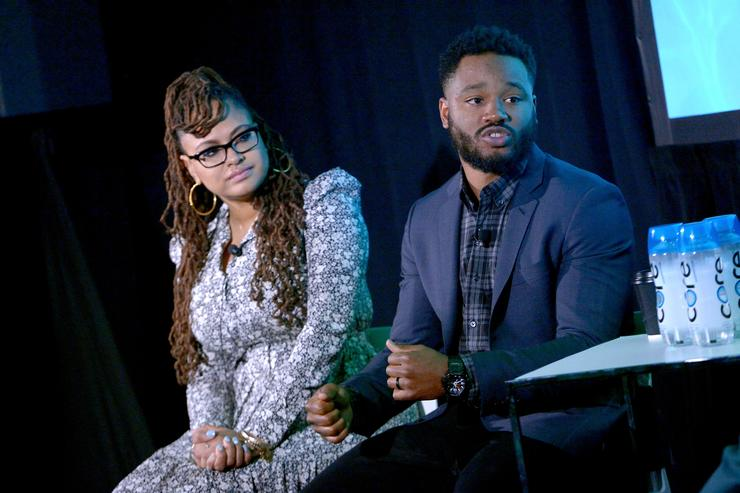 A Wrinkle in Time UK Premiere Interviews: Ava DuVernay, Storm Reid & more