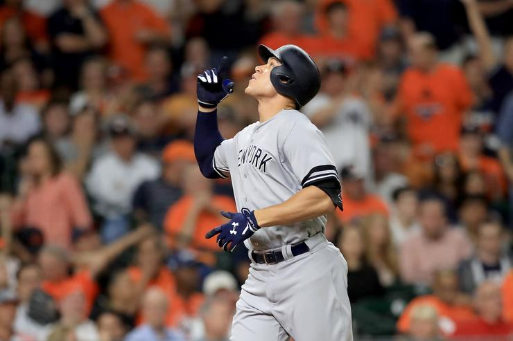 Here's Recruiting Pitch Aaron Judge Gave Manny Machado To Join Yankees