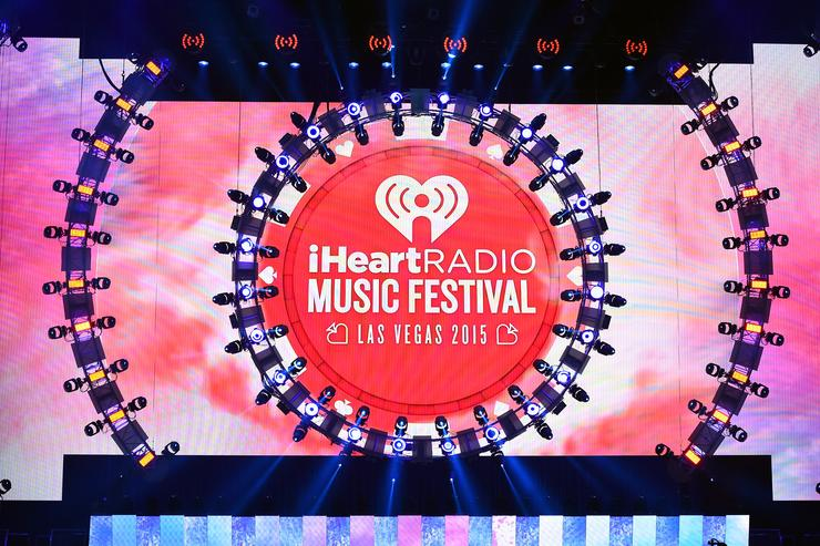 The 2015 iHeartRadio Music Festival