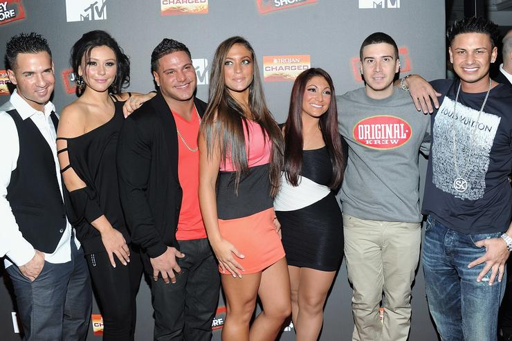 Fist Pump! The Jersey Shore Family Vacation Trailer is Here!