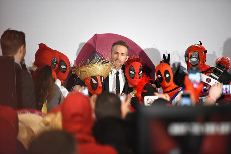 Another One: Ryan Reynolds Trolls Blake Lively In 'Deadpool 2' Trailer