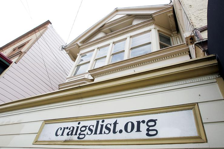 Craigslist Shuts Down Personals Section Over Passage Of Sex Trafficking Bill
