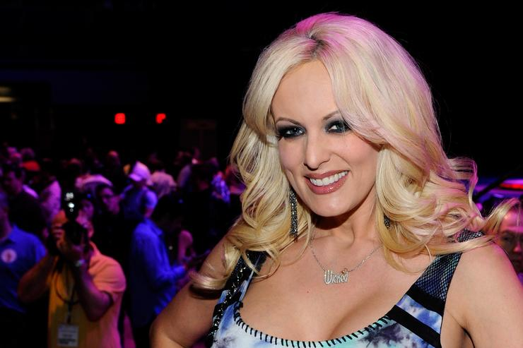 Watch Stormy Daniels '60 Minutes' Interview Livestream