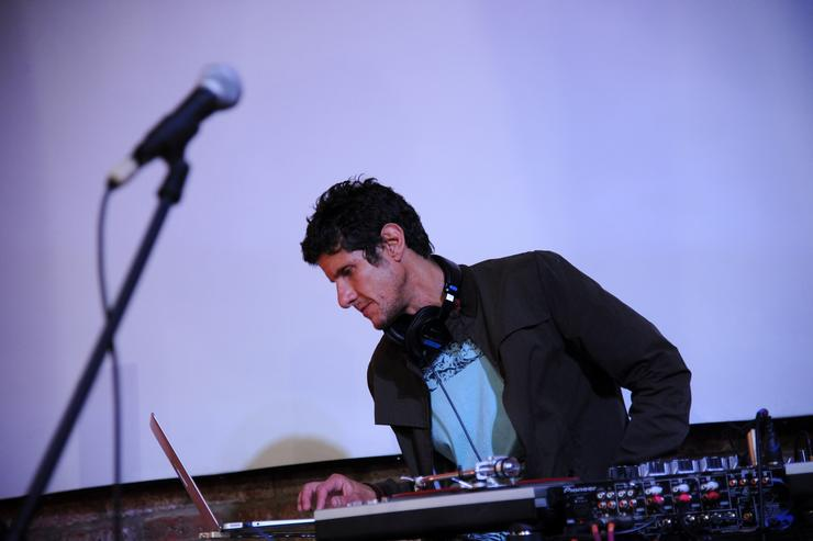 Mike D of the Beastie Boys performs at the first annual Village Fete at Pioneer Works on May 4, 2014 in New York City.