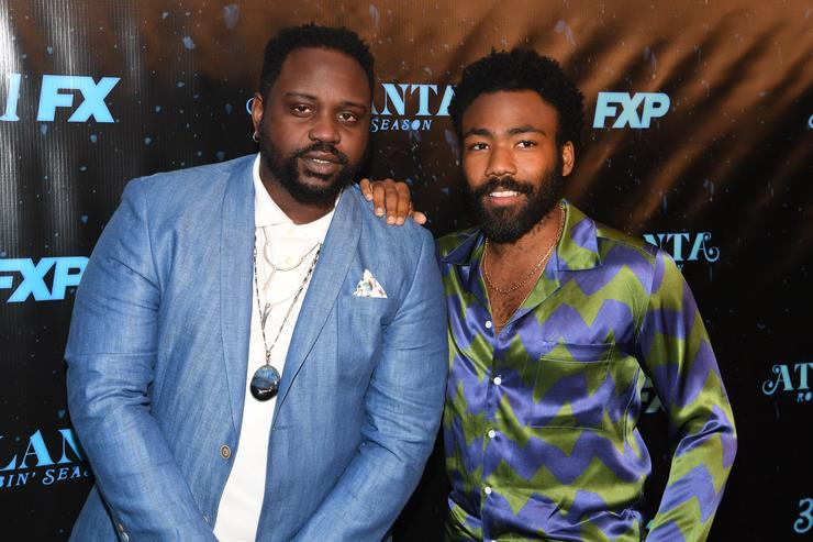 Donald Glover & Brian Tyree Henry