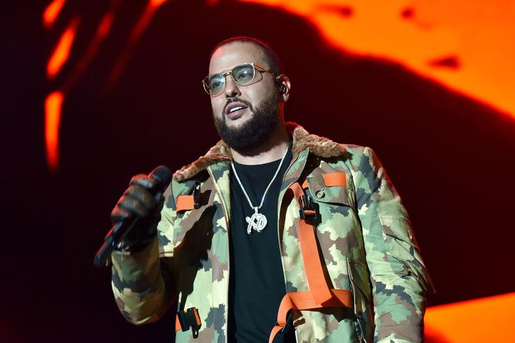 Rapper Belly performs onstage during the Real 92.3 Real Show at The Forum on November 18, 2017 in Inglewood, California.